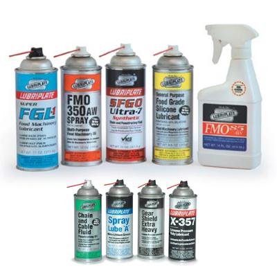 Spray Lubricants